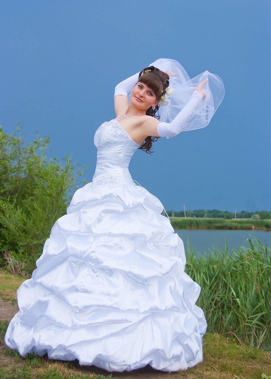 Свадебные платья сальск