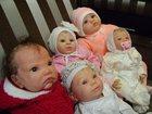 Изображение в Для детей Детские игрушки Куклы реборн (куклы дети) ручной работы. в Самаре 0