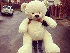 Новое изображение  Медведи большие плюшевые в Самаре 120см-2м 33065827 в Самаре