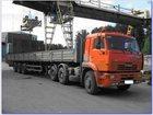 Скачать бесплатно фотографию Транспорт, грузоперевозки Грузоперевозки полуприцеп- 20 тонн, 13, 6 метра 34077872 в Самаре