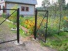 Смотреть изображение Отделочные материалы ворота и калитки 34663013 в Самаре