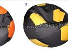 Уникальное фото Мебель для детей Кресло Мешок мяч, груша в НАЛИЧИИ 34988667 в Самаре