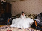 Фотография в Одежда и обувь, аксессуары Свадебные платья Свадебное платье одето один раз. В прекрасном в Самаре 15000