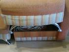 Скачать бесплатно foto Мягкая мебель Диван угловой, оранжевый с подушками 66538375 в Самаре