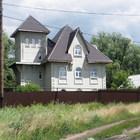 Продается дом-замок за Красным Яром, п, Линевый, Свое озеро