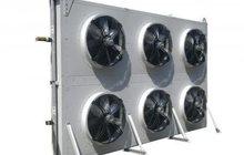 Конденсатор теплообменник радиатор на склад