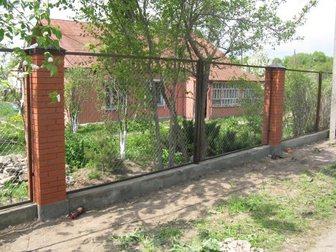 Скачать изображение Строительные материалы заборные секции от производителя 33233442 в Самаре