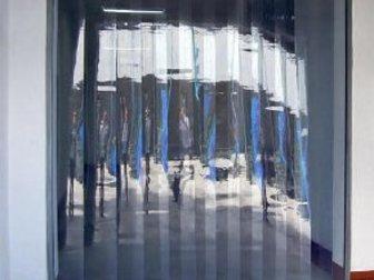 Скачать фото Двери, окна, балконы ПВХ завесы жалюзи на склад камеру дверной проем, Занавеса из пленки в фургон 33371423 в Самаре