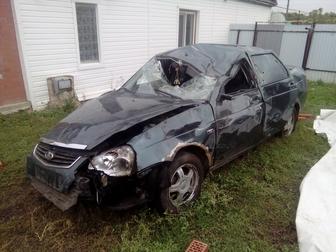 Просмотреть изображение Аварийные авто лада приора 21703 2012года 37517257 в Самаре