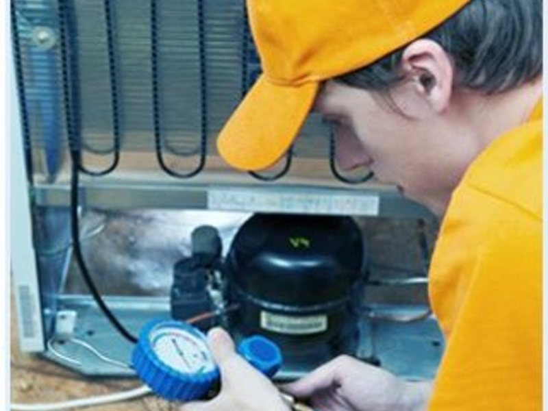 Холодильное оборудование заправка фреоном