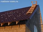 Новое фото Строительство домов Кровельные работы, Подшивка свесов кровли, Монтаж водосточной 31530491 в Санкт-Петербурге