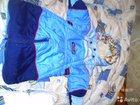 Изображение в Для детей Детская одежда комбинезон одет 2раза куртка новая не но в Санкт-Петербурге 1500