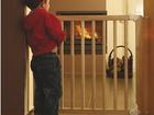Изображение в Строительство и ремонт Строительные материалы Предлагаем детские ворота безопасности от в Санкт-Петербурге 2590