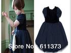 Фото в Для детей Детская одежда Продам: Платье для девочки синее, нарядное, в Санкт-Петербурге 550