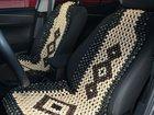 Смотреть foto Чехлы автомобильные (авточехлы), тенты Автомобильный массажер из дерева на сиденье ! 33991180 в Санкт-Петербурге