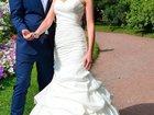 Фотография в Одежда и обувь, аксессуары Свадебные платья Продам свадебное платье фасона Рыбка . в Санкт-Петербурге 22000