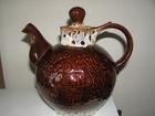 Изображение в Компьютеры Ноутбуки Новый большой керамический чайник темно коричневого в Санкт-Петербурге 2000