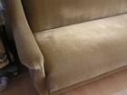 Фотография в Мебель и интерьер Мягкая мебель диван-книжка, ткань велюр. габариты: длина в Санкт-Петербурге 8000