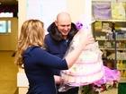 Новое foto Товары для новорожденных торт из памперсов 37864846 в Санкт-Петербурге