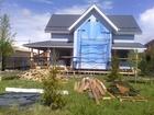 Строю каркасные дома в Ленинградской области