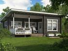Новое фото Строительство домов Дома из профилированного бруса 220*200 мм 68375548 в Санкт-Петербурге