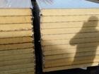 Свежее foto Строительные материалы Сэндвич панели, наполнение ппу 150 мм, 3,06 м 69703038 в Санкт-Петербурге