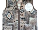 Скачать бесплатно foto Детская одежда Жилет из 100% шерсти мериноса 76069603 в Санкт-Петербурге