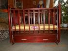 Новое фото Детская мебель Предлагается детская кроватка 78186276 в Санкт-Петербурге