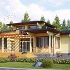 Авторский проект загородного дома