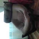Продаю новое кресло, для отдыха, коричневое