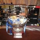 Перетяжка и ремонт ракеток для бадминтона