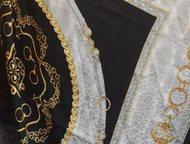 Платок шелковый Италия Итальянское качество! Состав: 100% шелк! Можно носить в л