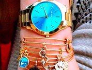 Санкт-Петербург: Женские часы Michael Kors «Glamour» Женские кварцевые часы Michael Kors glamour - это яркий акцент на образе!   Предлагаем вам копию часов этого попул