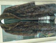 норковая шуба Продается импортная норковая шуба из кусочков, , классического кро