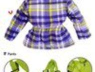 Яркий нарядный детский спортивный костюм, теплый, размер 7 Продам: Спортивный костюм новый - для девочек и мальчиков, размер 7 на рост 115-120см  Санк, Санкт-Петербург - Детская одежда