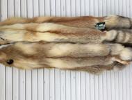 Меховой полуфабрикат: песец,чернобурка,енот и лиса В продаже имеются фабрично вы