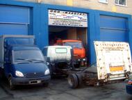 Зил - Переборка бортовой передачи Ремонт грузовых автомобилей марки Зил-ремон