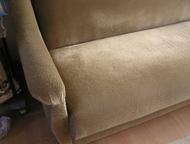 Диван-книжка Диван-книжка, ткань велюр. габариты: длина с подлокотниками 2м18см,