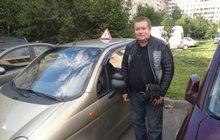 Инструктор на машине с автоматической коробкой передач