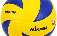 Волейбольные мячи Mikasa mva200