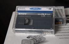 Реализуем, Представляем чистящую кассету miniDV Sony DVM-4CLD