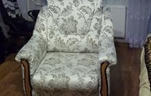 Обивка, ремонт, перетяжка мягкой мебели в СПб