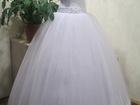 Фотография в Одежда и обувь, аксессуары Свадебные платья Продается, сдается в прокат новое платье. в Саранске 8000