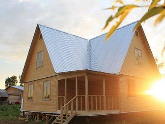 Просмотреть фото  Строительство и продажа домов и коттеджей из клееного бруса 33795944 в Саранске