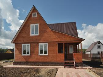 Скачать foto  Дом из клееного бруса за месяц 37798717 в Саранске
