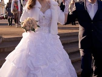 Новое foto Свадебные платья Продам свадебное платье 39449320 в Саранске