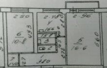 2-к квартира, 44 м?, 5/5 эт.