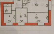 3-к квартира, 53 м?, 1/5 эт.