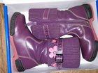 Изображение в Для детей Детская обувь Продам сапожки осенние на девочку кожа натуральная в Саратове 1000
