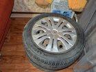 Фотография в   два летних колеса на дисках, KUMHO 205*5 в Саратове 0